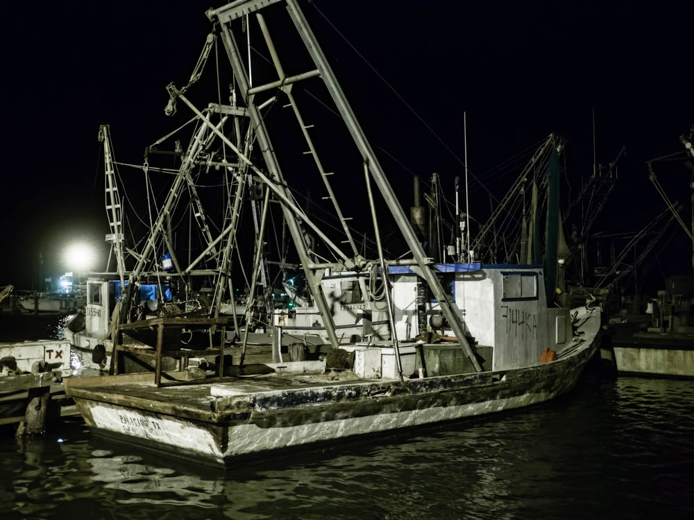 Fulton Fishing Boat